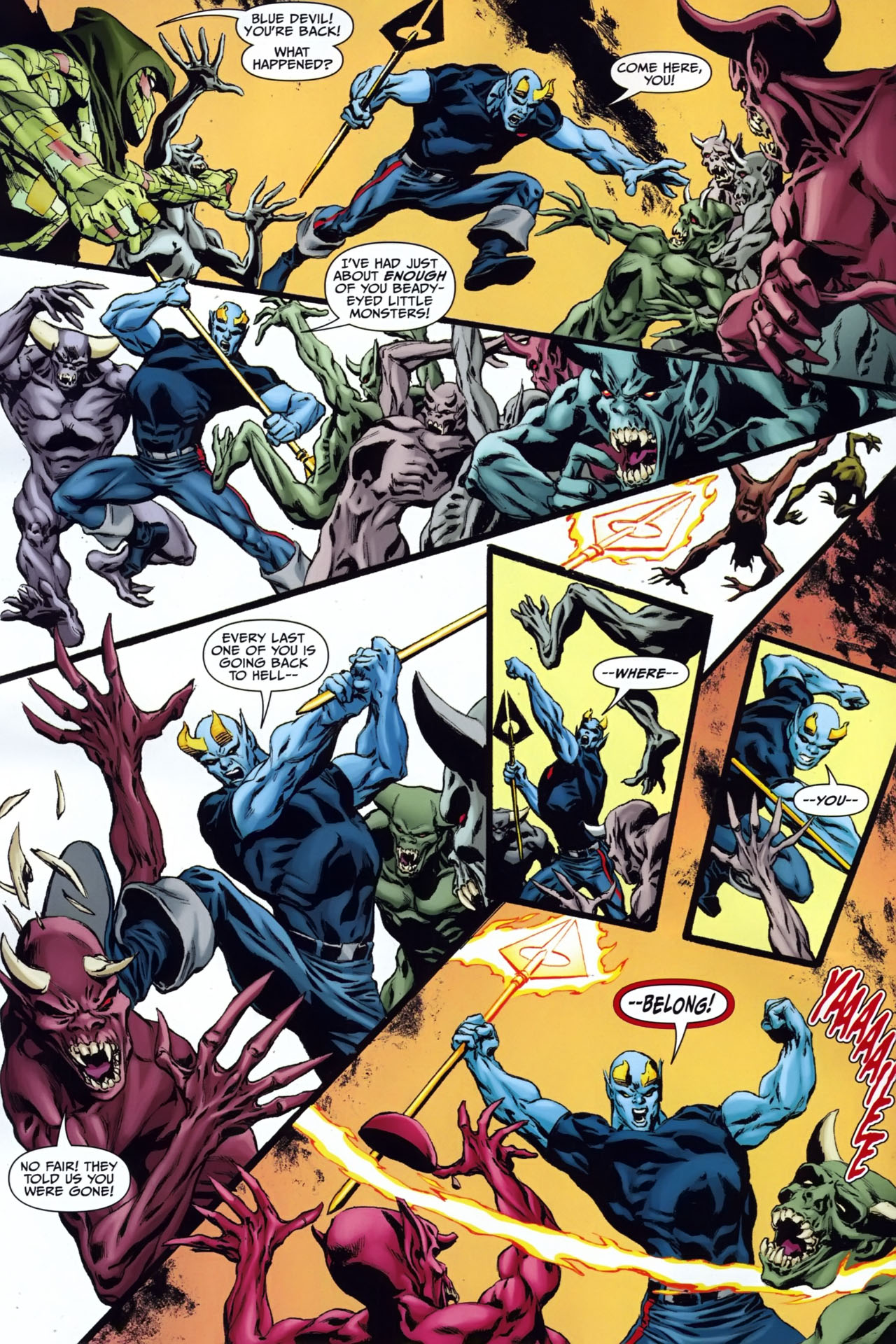 Read online Shadowpact comic -  Issue #25 - 11