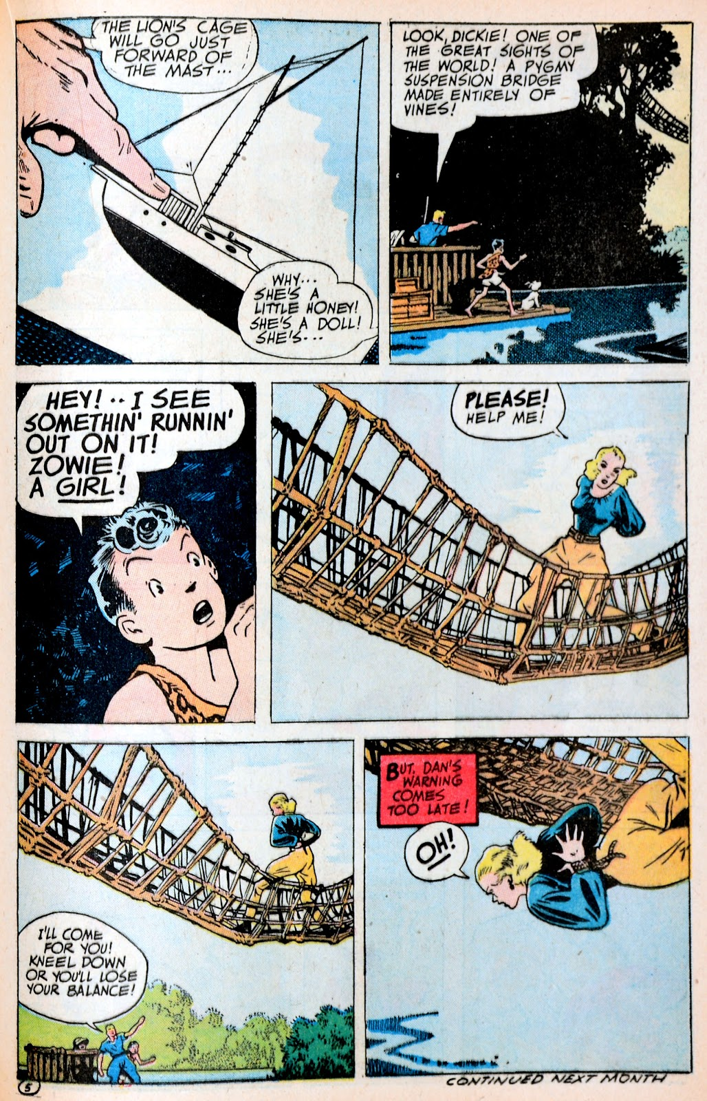 Read online Famous Funnies comic -  Issue #120 - 32