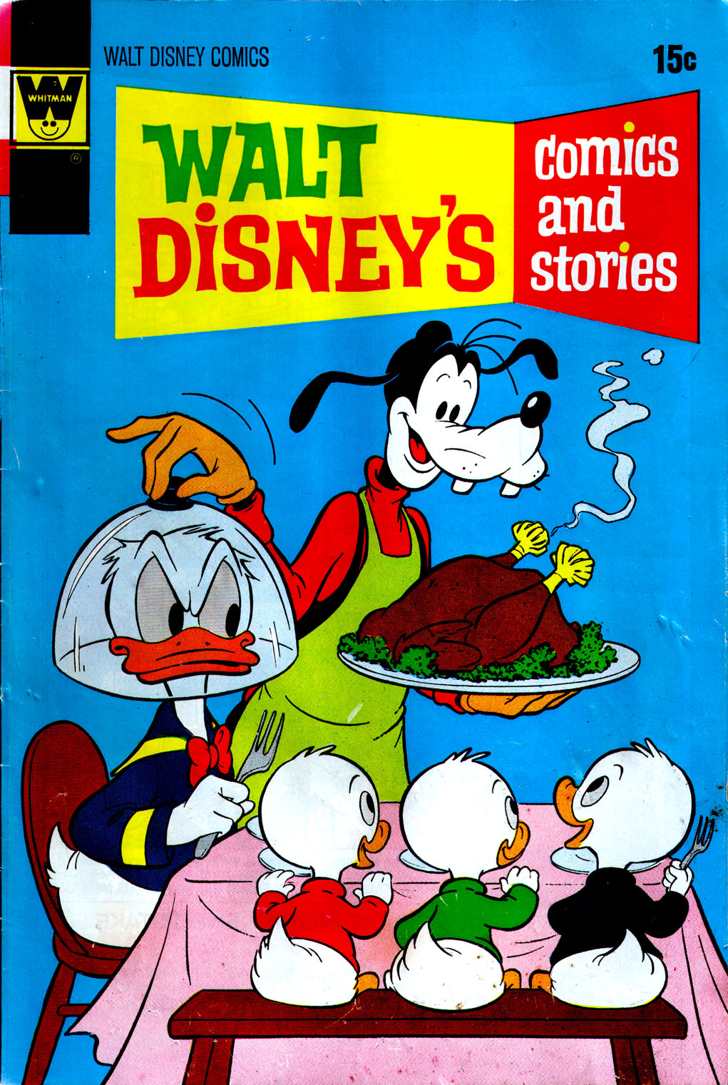Walt Disney's Comics and Stories issue 375 - Page 1
