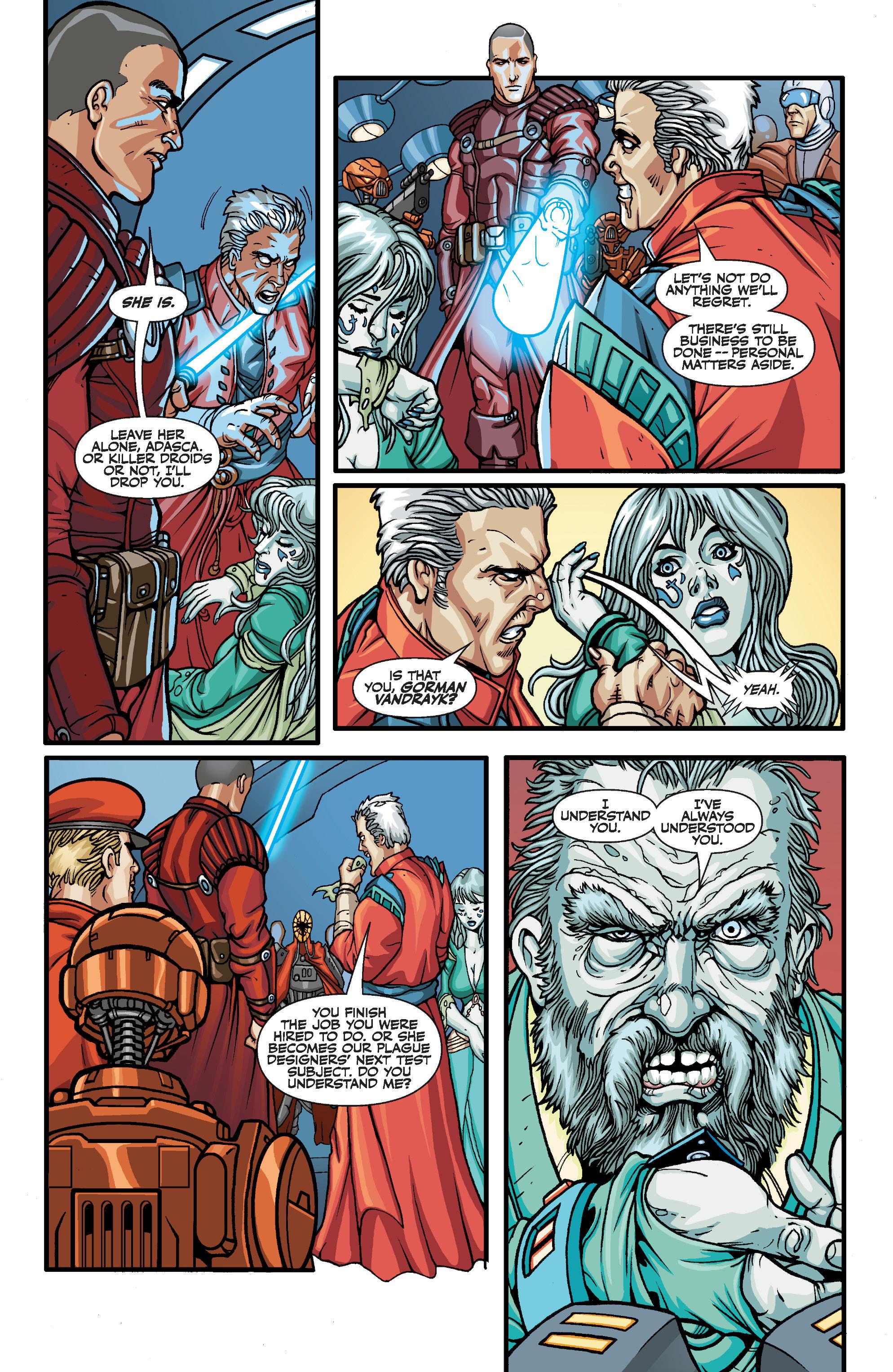 Read online Star Wars Omnibus comic -  Issue # Vol. 32 - 39