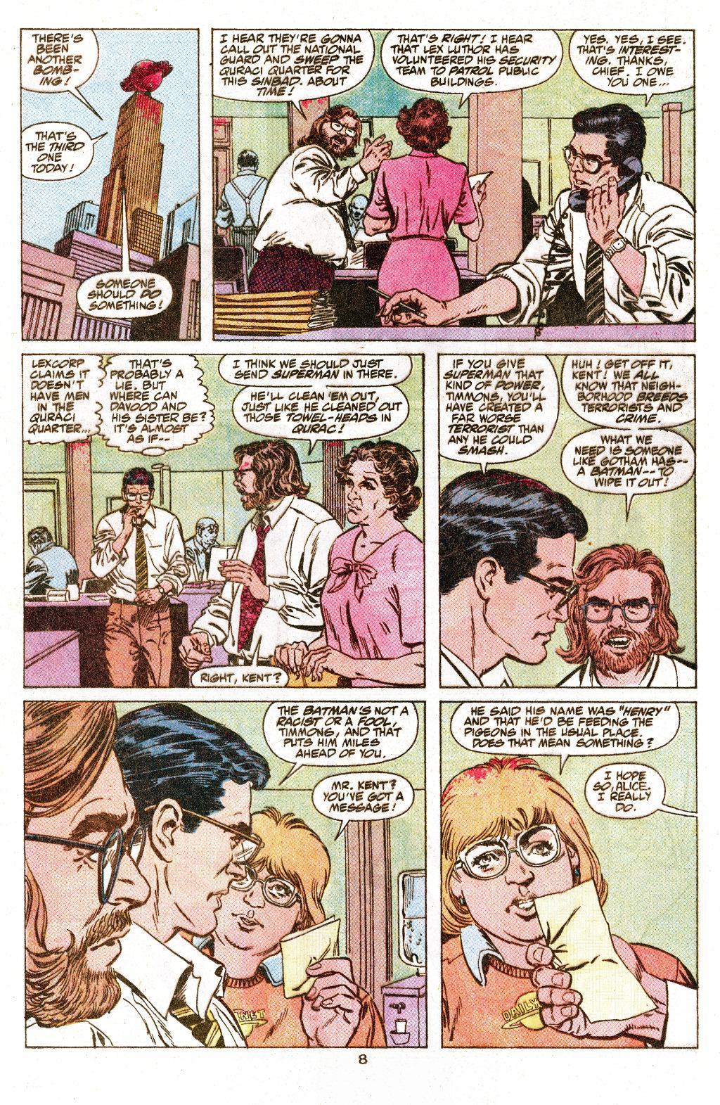 Action Comics (1938) 658 Page 8