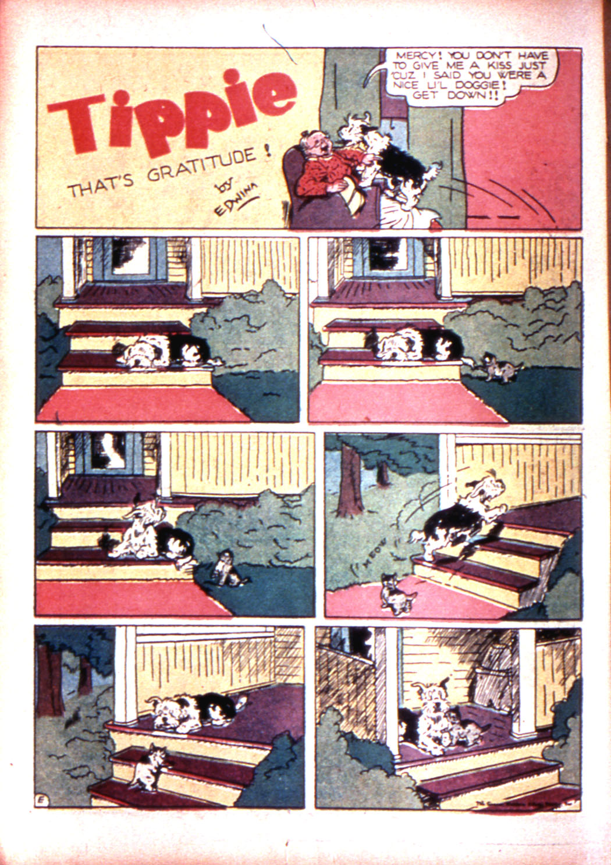 Read online Sensation (Mystery) Comics comic -  Issue #17 - 24
