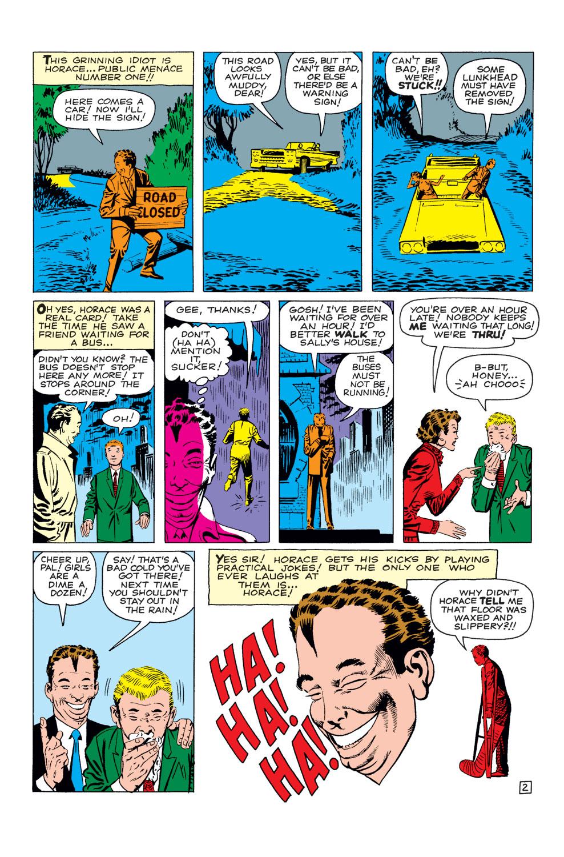 Read online Amazing Adventures (1961) comic -  Issue #5 - 23