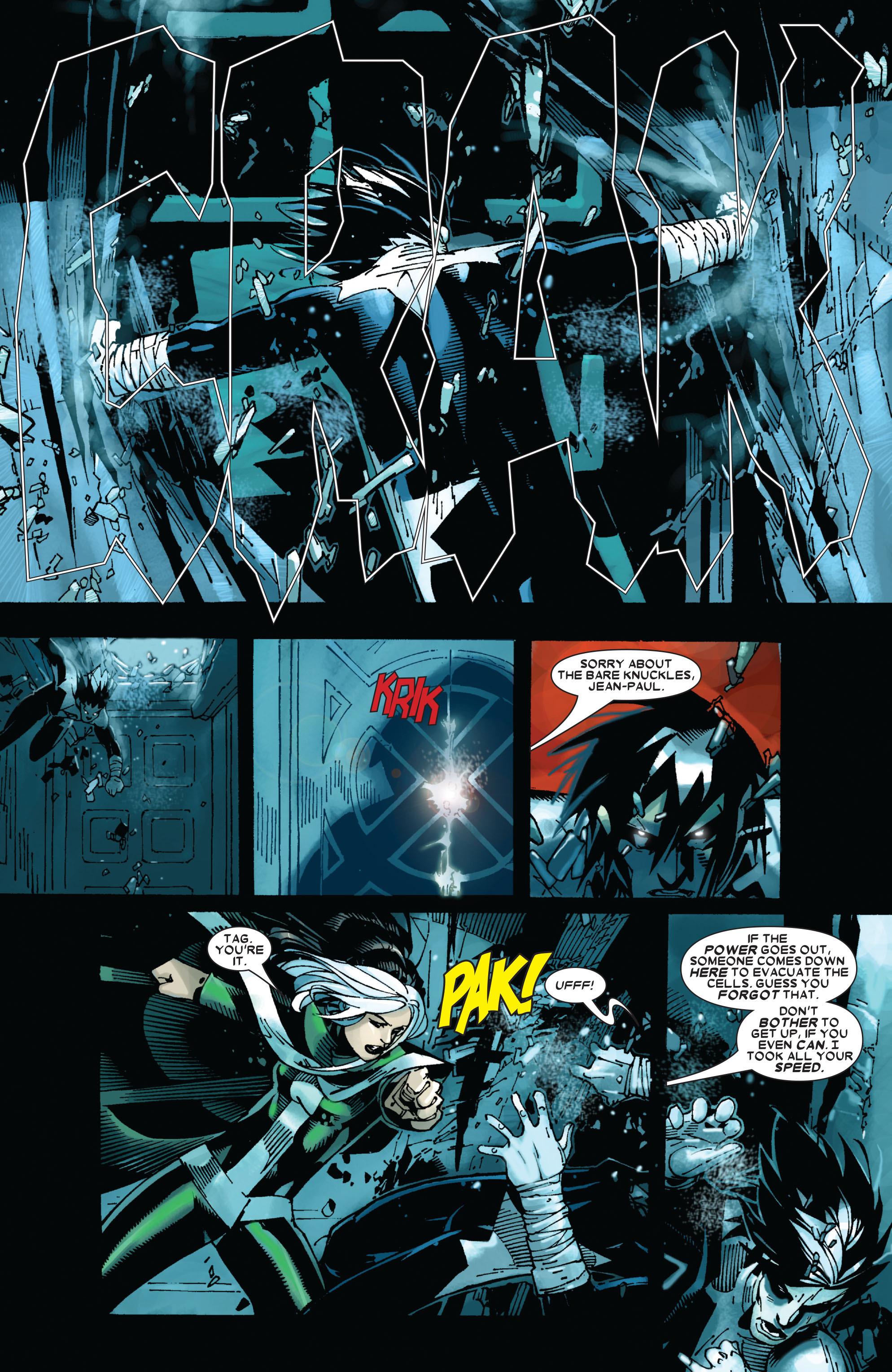 X-Men (1991) 190 Page 6