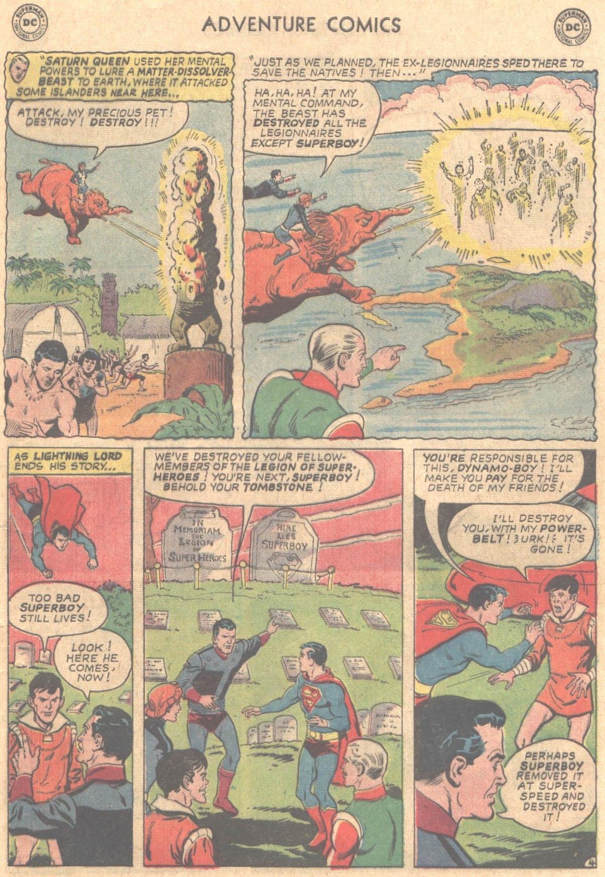 Read online Adventure Comics (1938) comic -  Issue #331 - 14