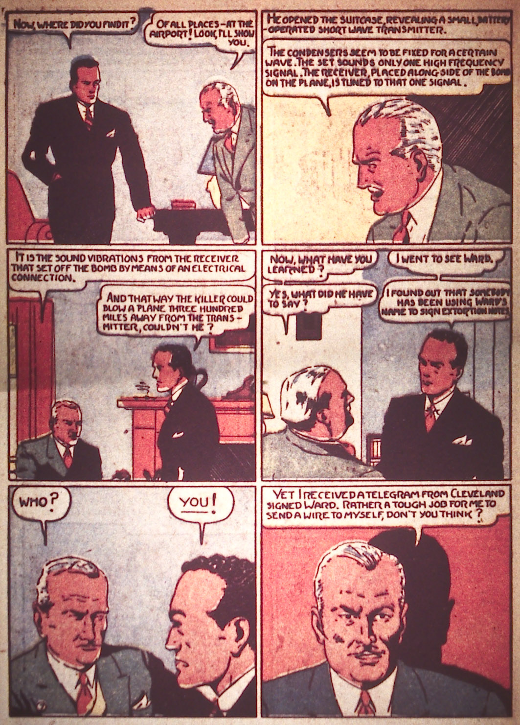 Detective Comics (1937) 13 Page 27