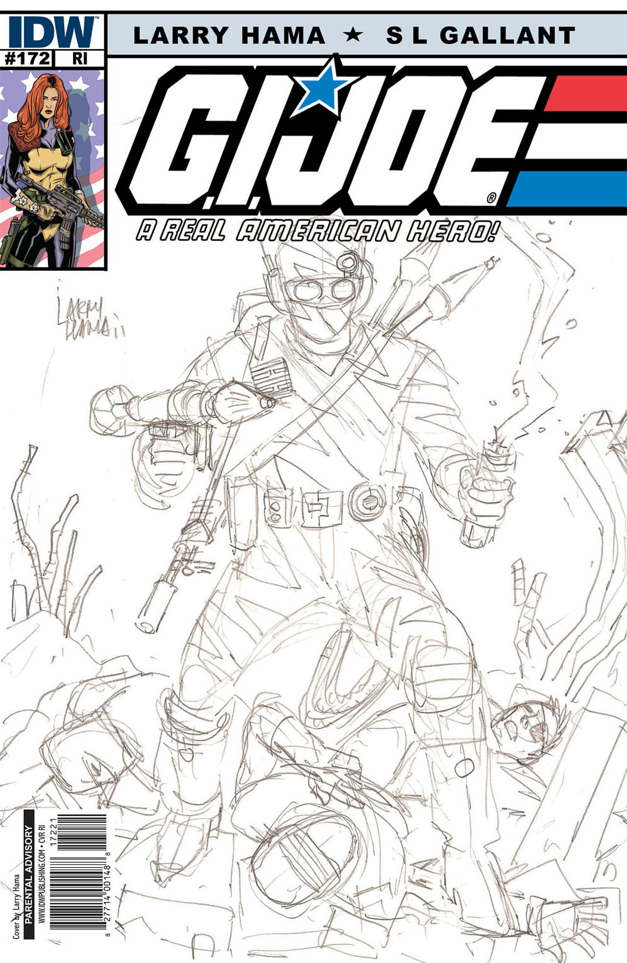 G.I. Joe: A Real American Hero 172 Page 2