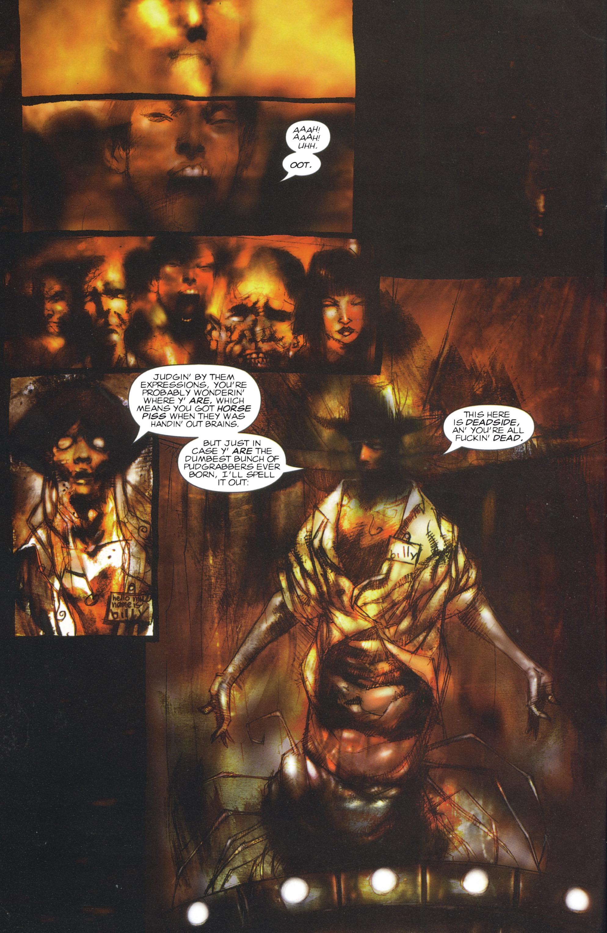 Read online Deadside comic -  Issue #3 - 8
