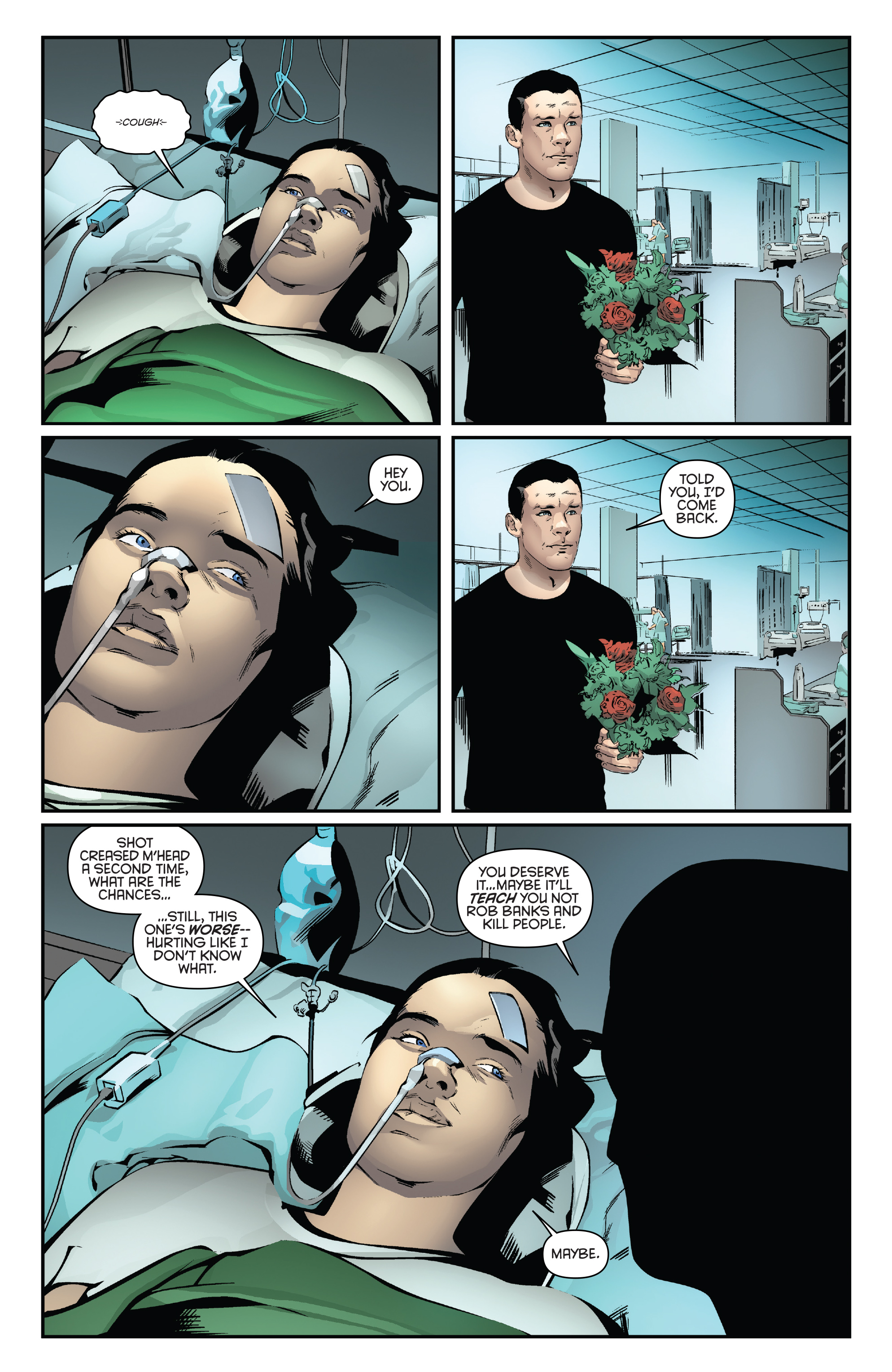 Read online Grand Passion comic -  Issue #5 - 16