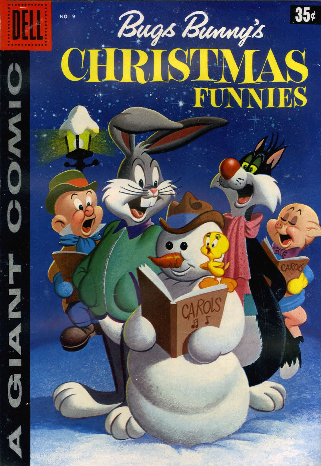 Bugs Bunny's Christmas Funnies issue TPB 9 - Page 1