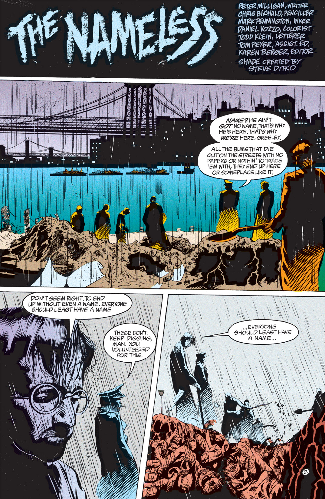 Read online Shade, the Changing Man comic -  Issue #7 - 3