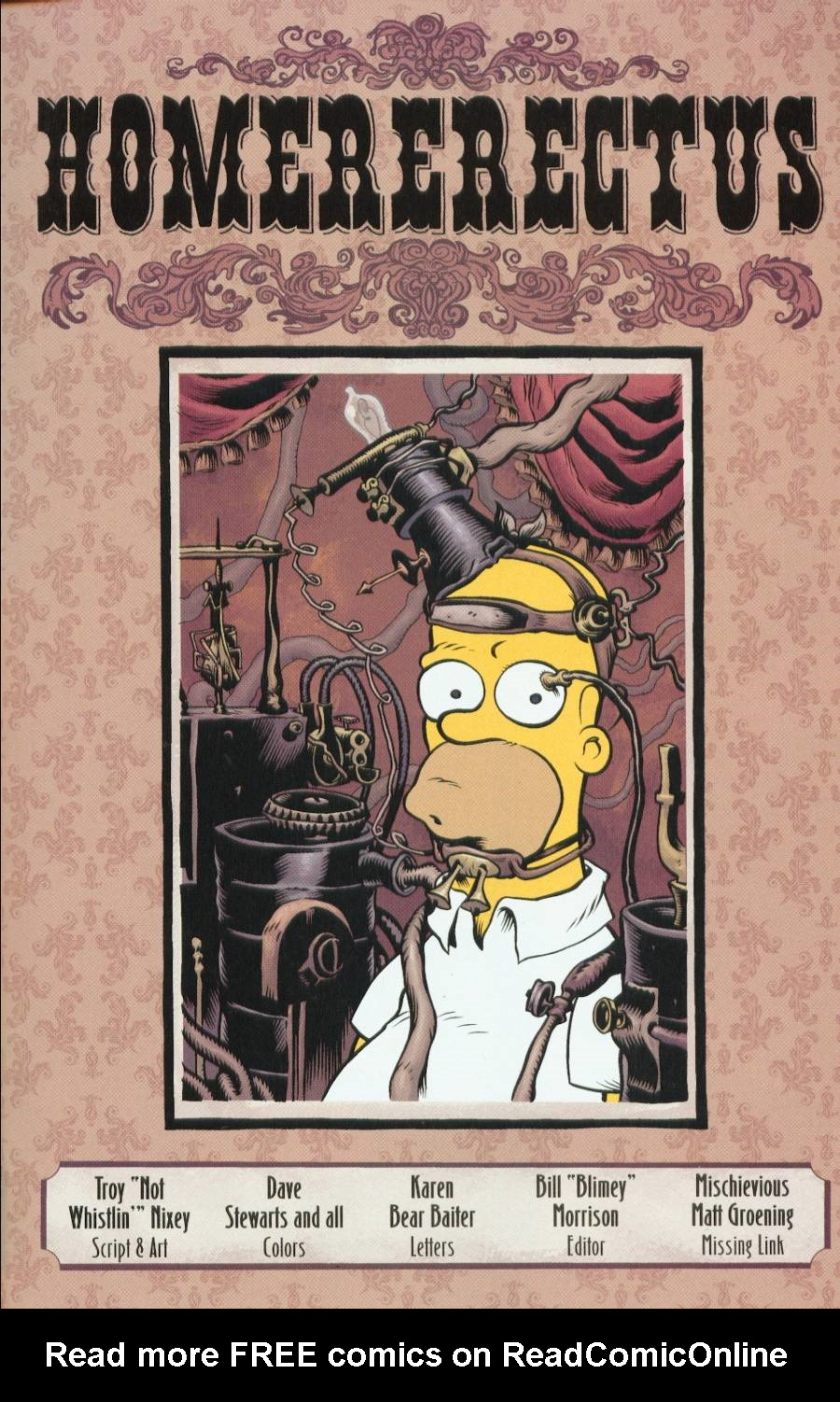 Read online Treehouse of Horror comic -  Issue #7 - 29
