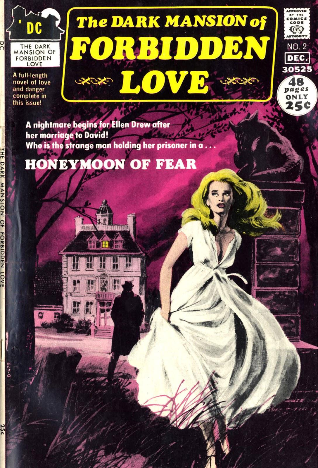 The Dark Mansion of Forbidden Love issue 2 - Page 1