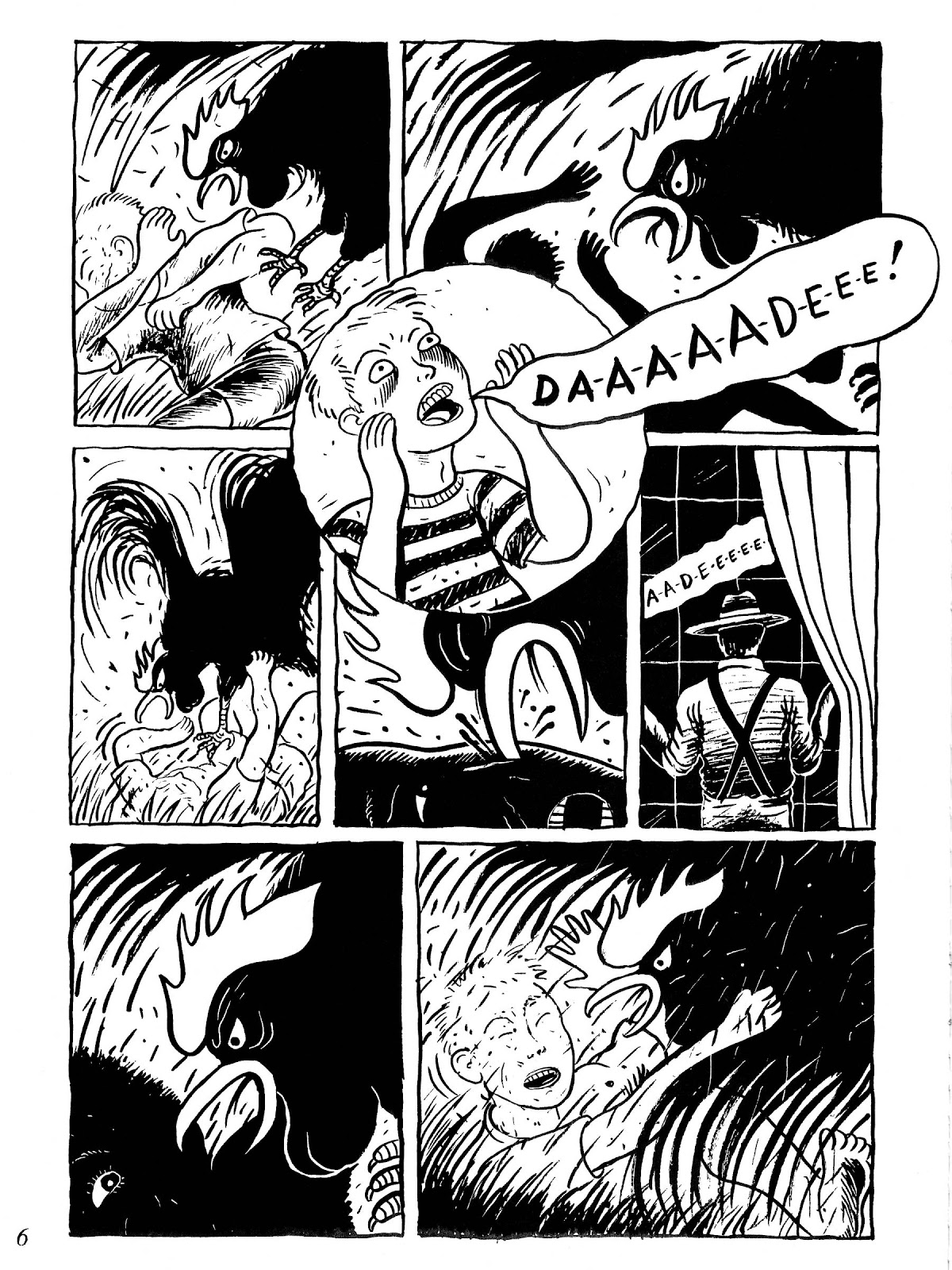 Drawn & Quarterly (1990) issue 8 - Page 8