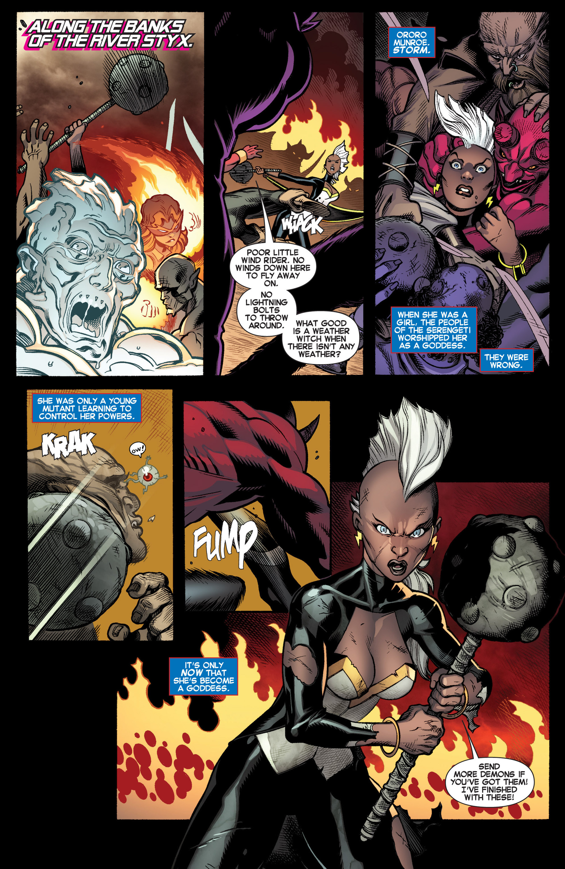 Read online Amazing X-Men (2014) comic -  Issue #2 - 13