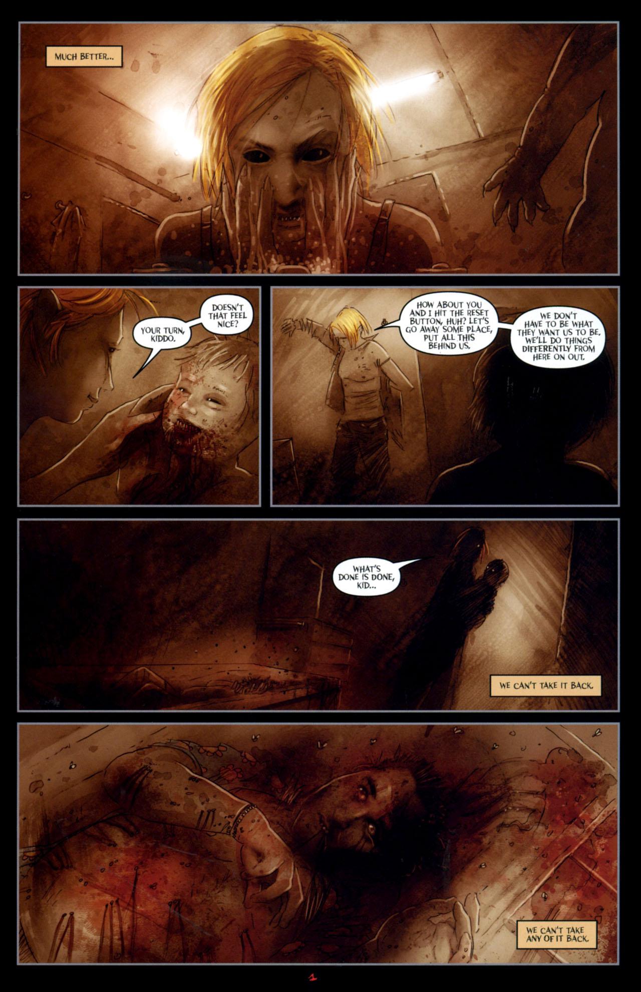 30 Days of Night: Eben & Stella 4 Page 3
