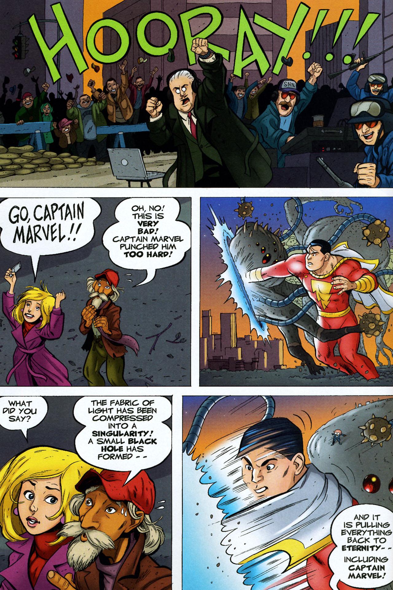Read online Shazam!: The Monster Society of Evil comic -  Issue #4 - 37
