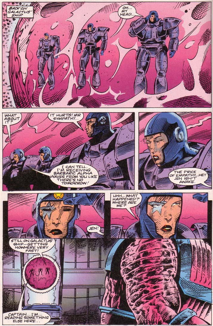 Read online Cyberspace 3000 comic -  Issue #2 - 9