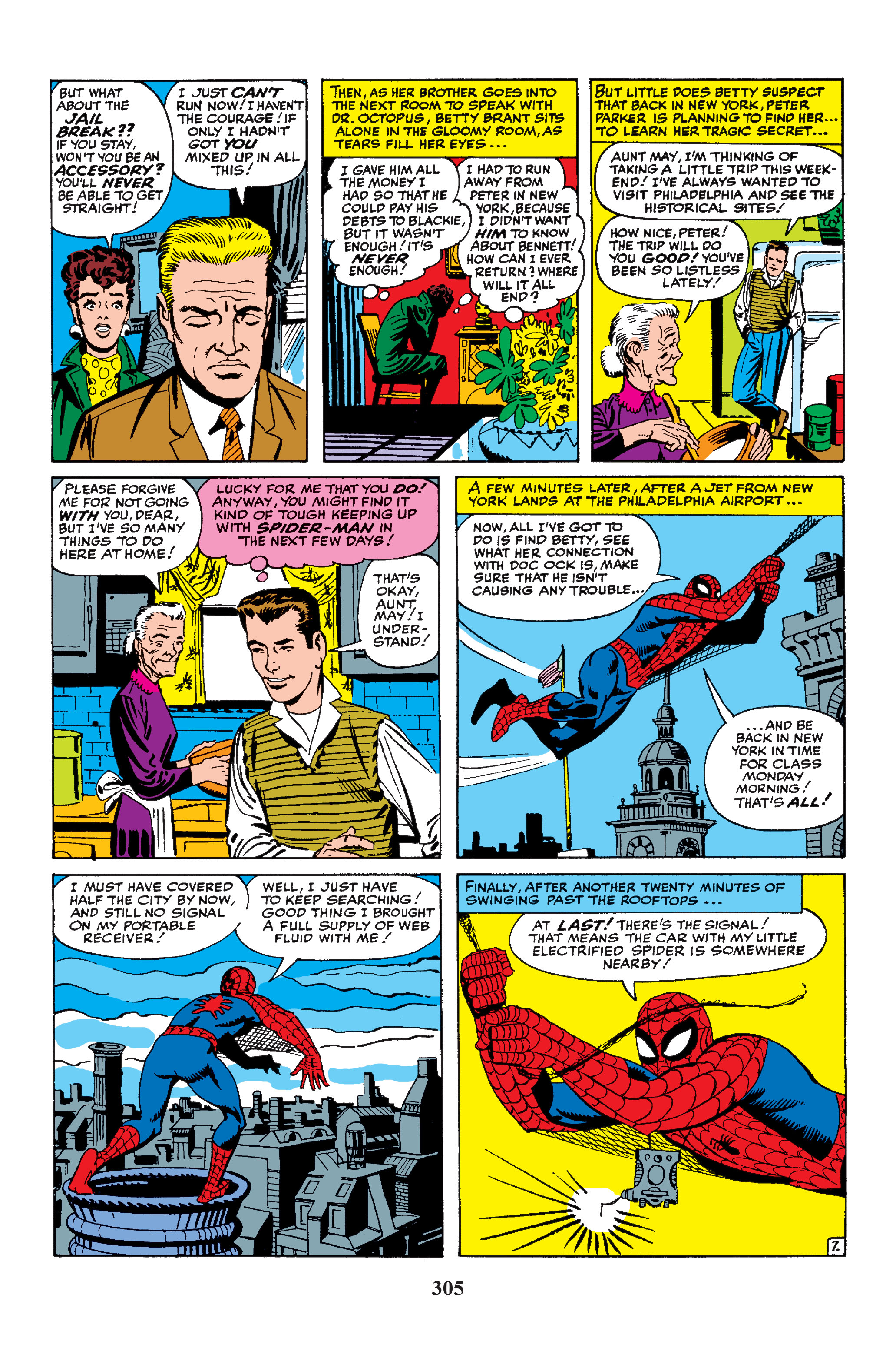 The Amazing Spider-Man (1963) 11 Page 7