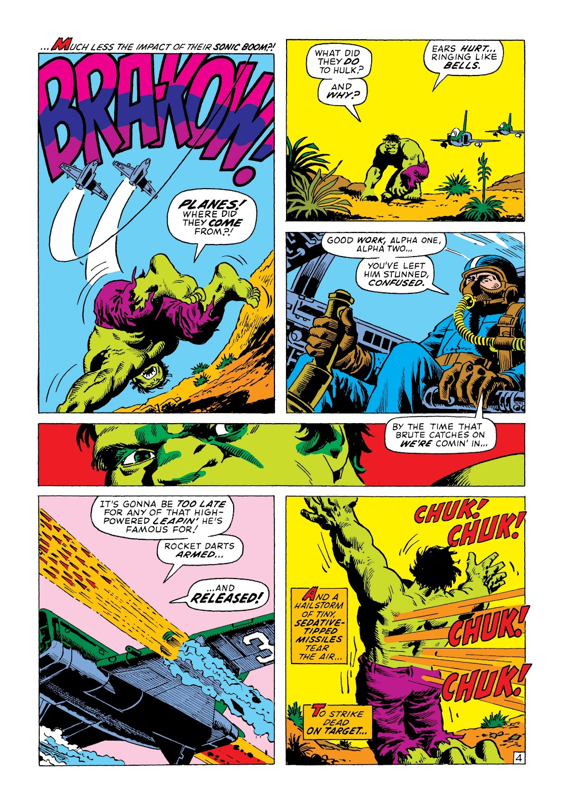 Read online Marvel Masterworks: The Incredible Hulk comic -  Issue # TPB 8 (Part 1) - 89