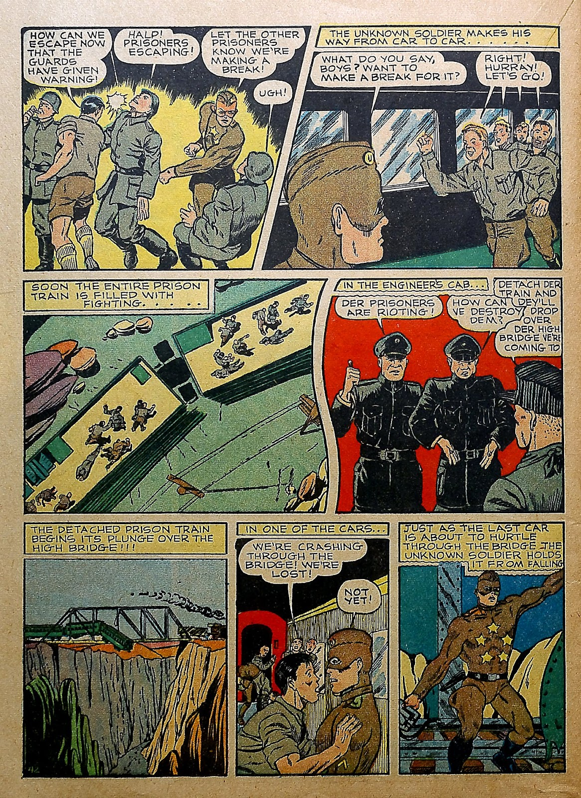 Our Flag Comics issue 5 - Page 39