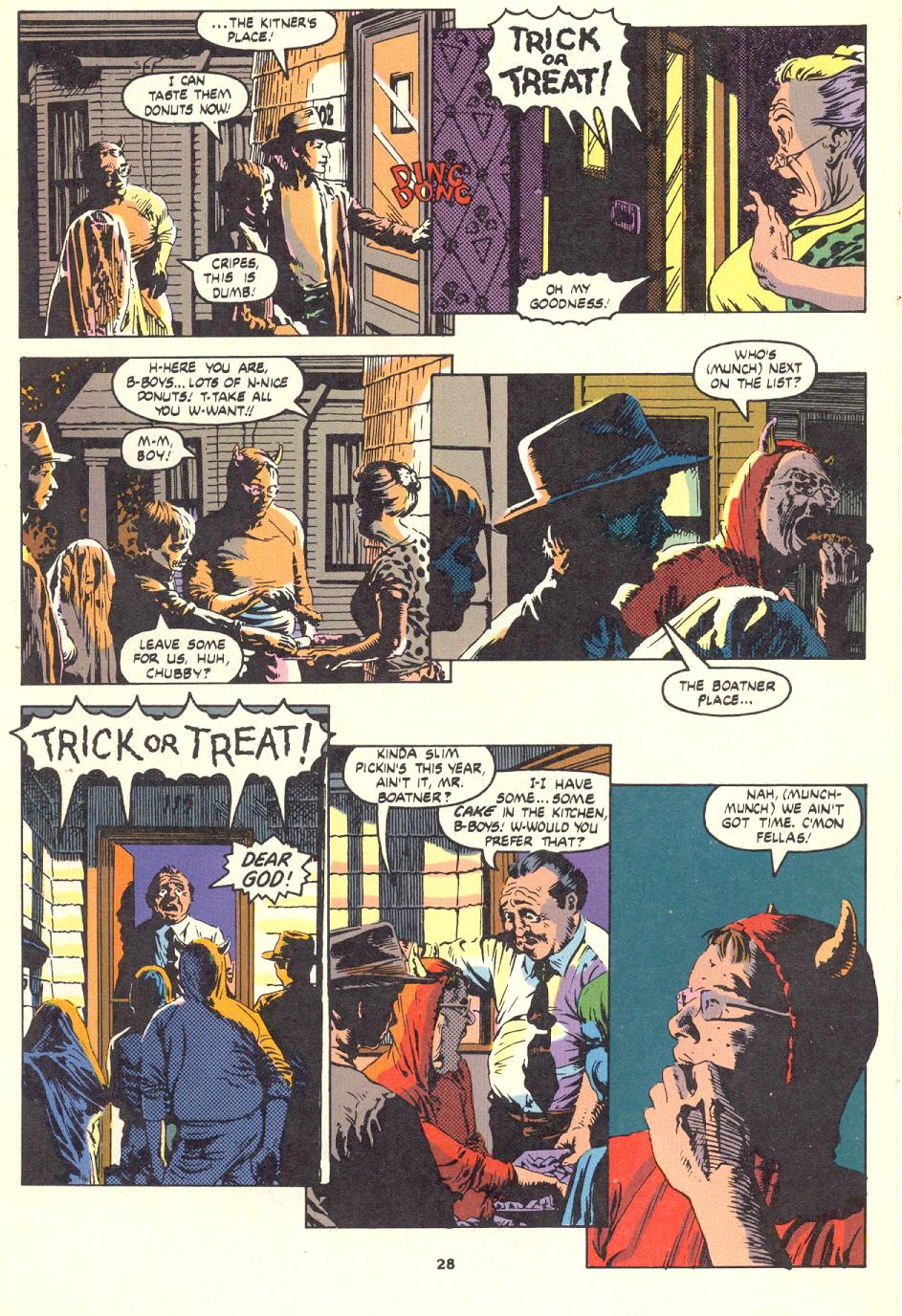 Read online Twisted Tales (1982) comic -  Issue #1 - 28