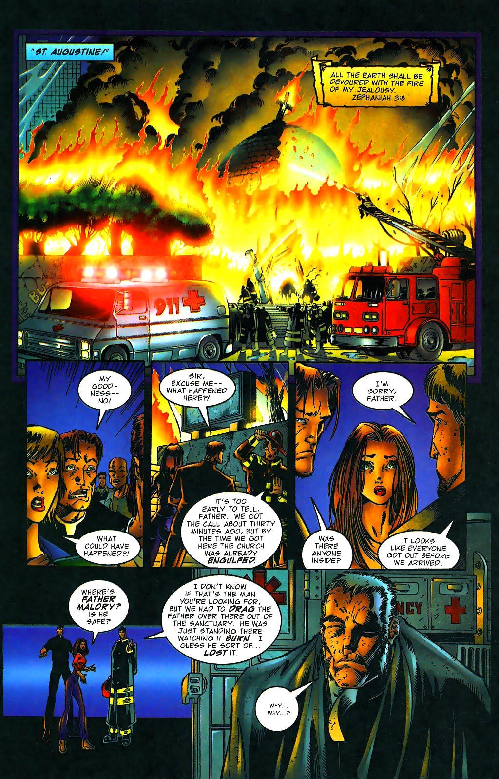 Read online Avengelyne (1996) comic -  Issue #1 - 4