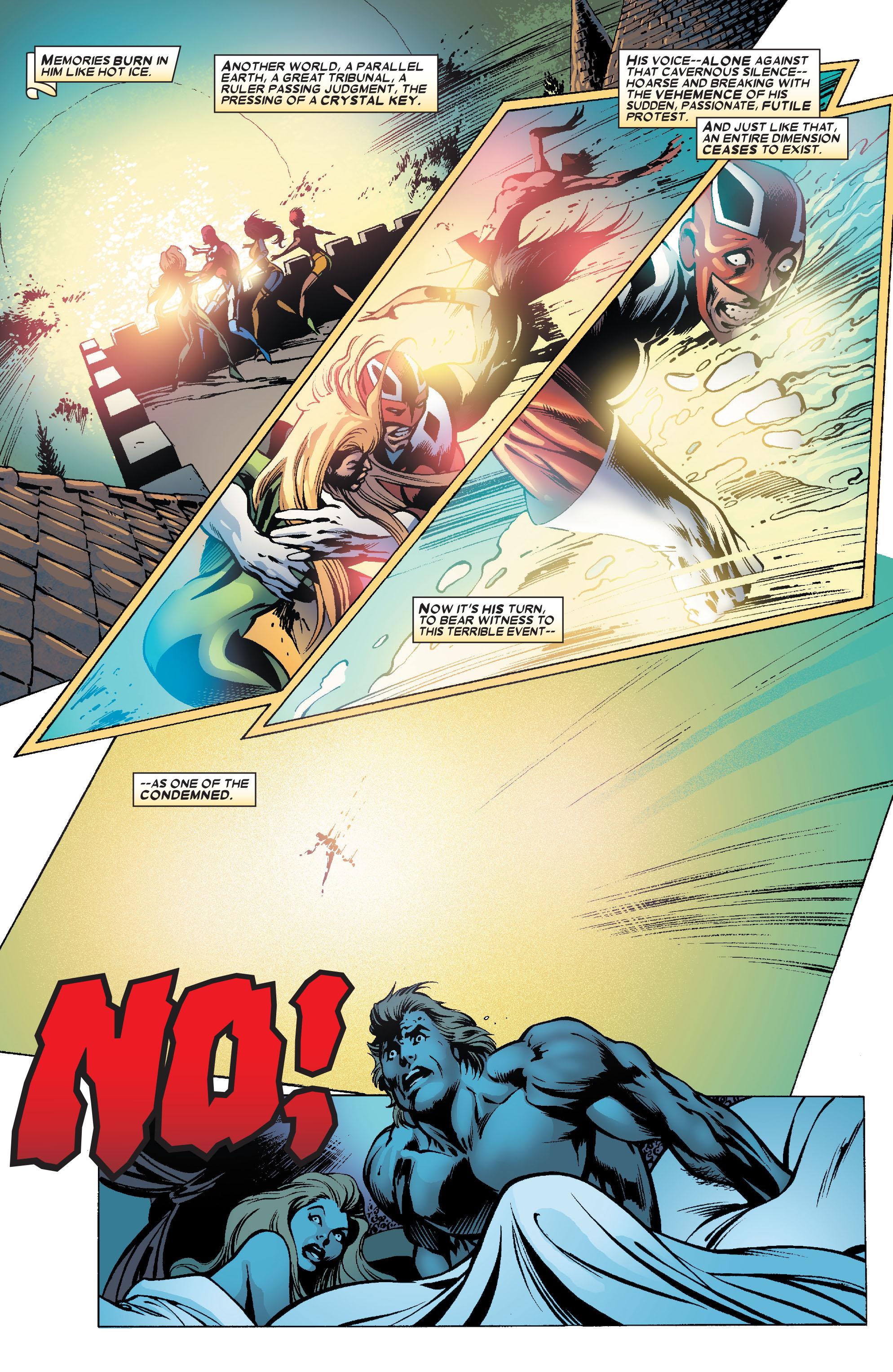 Read online Uncanny X-Men (1963) comic -  Issue #463 - 10