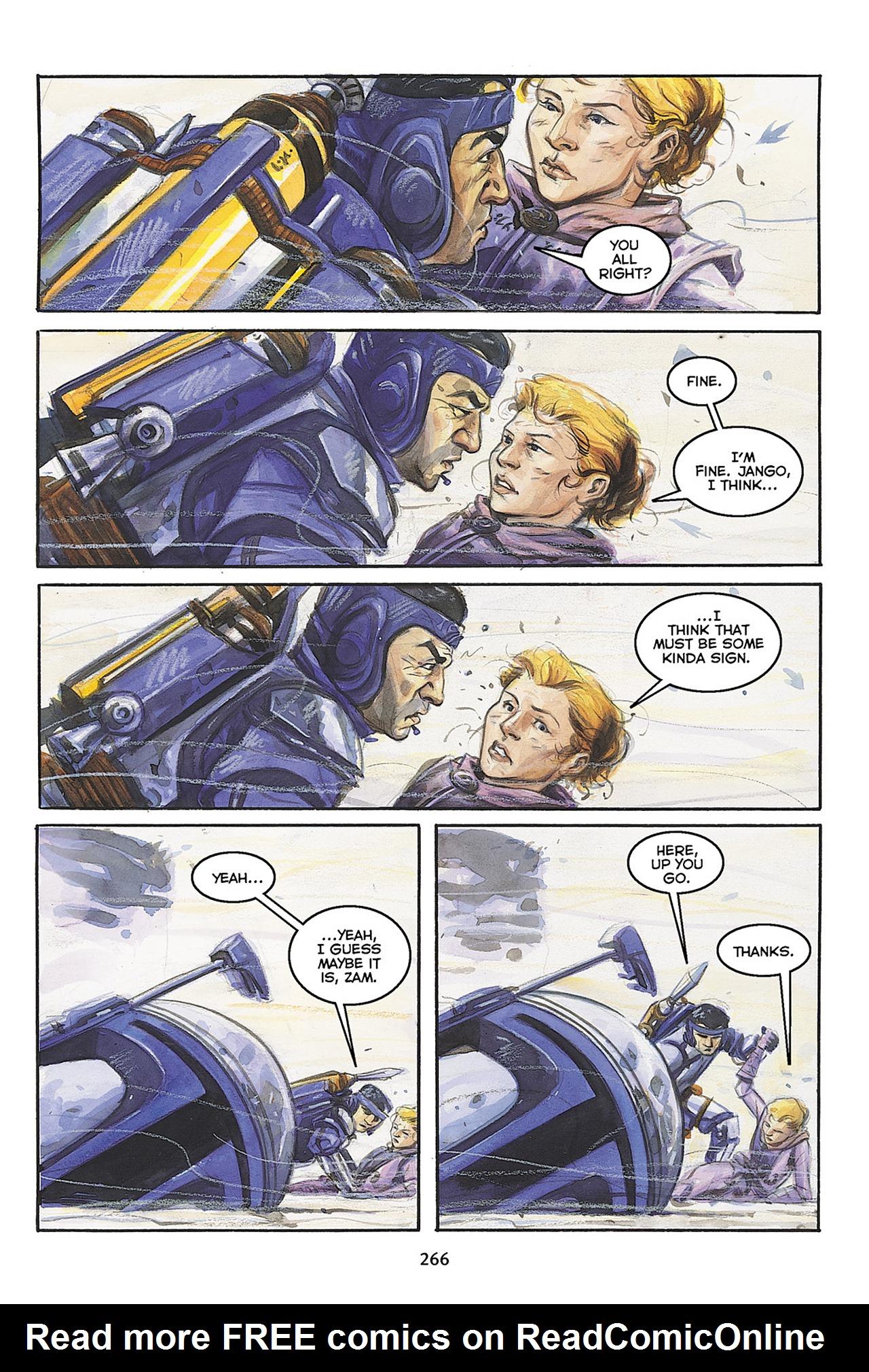 Read online Star Wars Omnibus comic -  Issue # Vol. 10 - 263