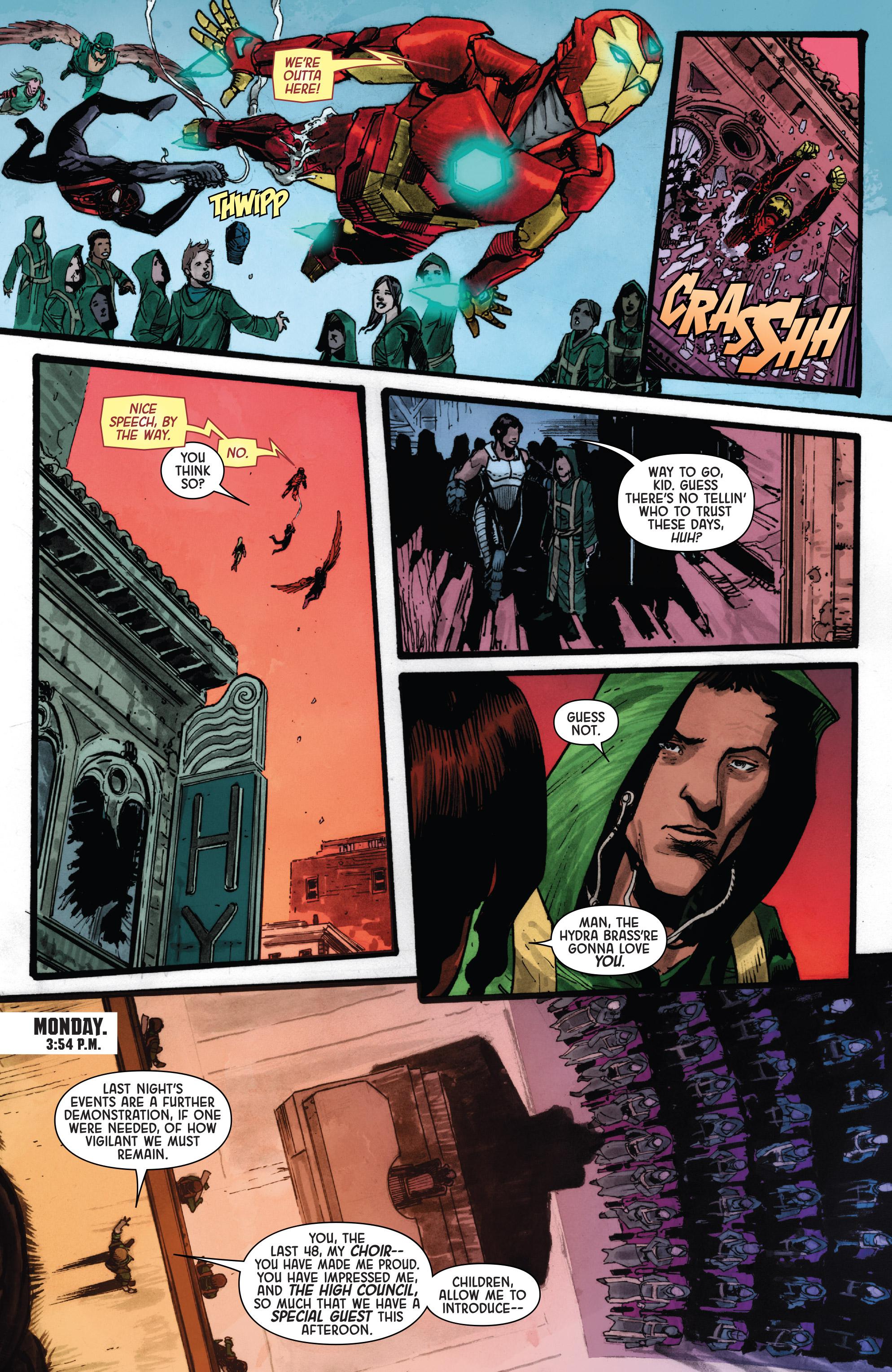 Read online Secret Empire: Uprising comic -  Issue # Full - 31