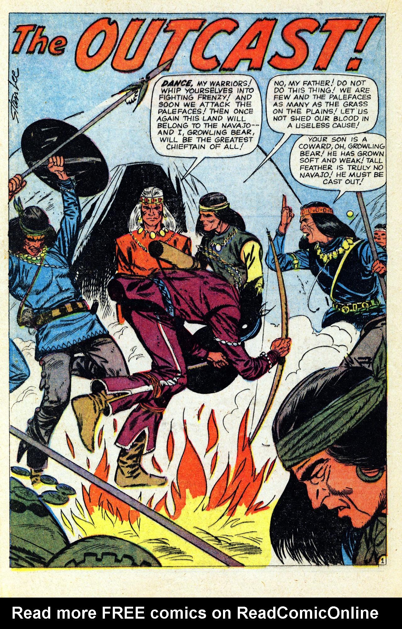 Read online Two-Gun Kid comic -  Issue #60 - 20