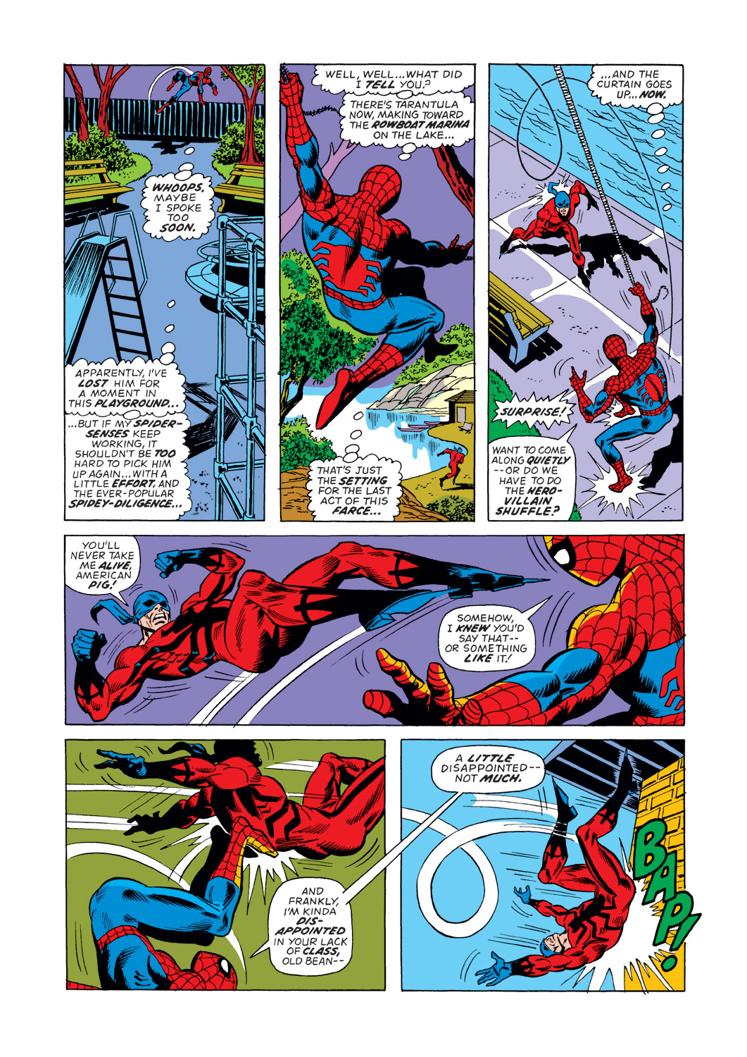 The Amazing Spider-Man (1963) 135 Page 16