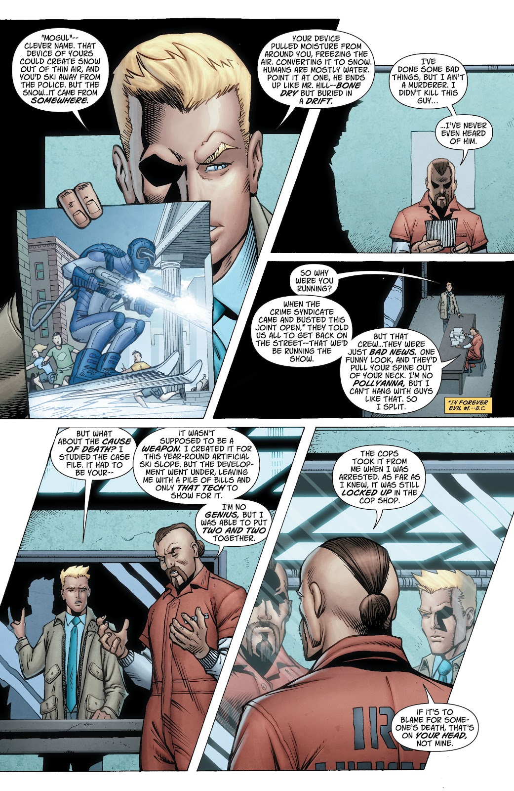 Read online The Flash (2011) comic -  Issue # _TPB 6 (Part 1) - 35