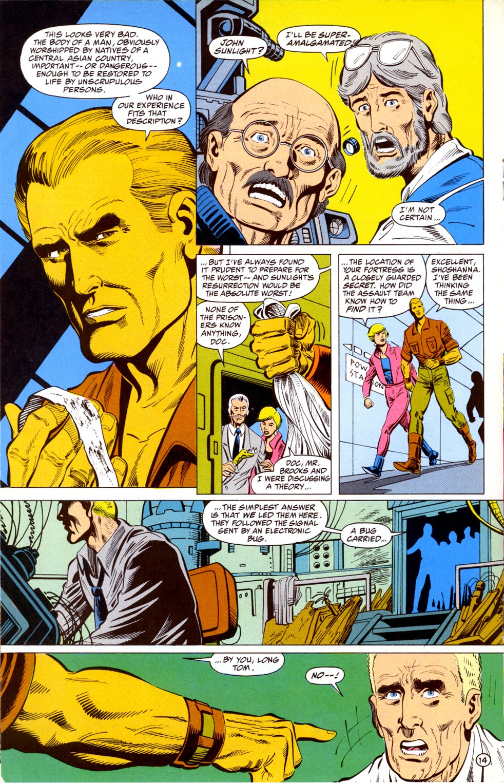 Doc Savage (1988) issue 12 - Page 16
