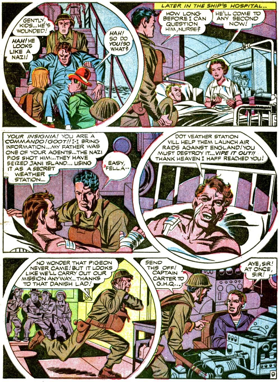 Boy Commandos issue 2 - Page 11