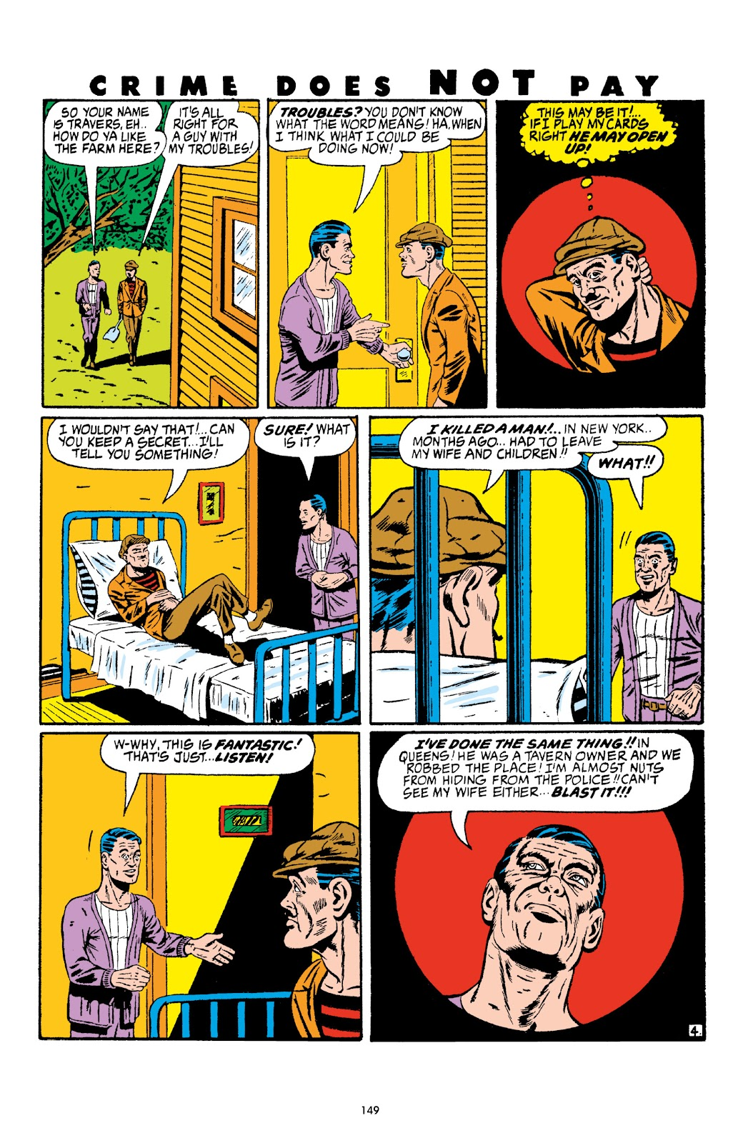 Read online Crime Does Not Pay Archives comic -  Issue # TPB 4 (Part 2) - 49