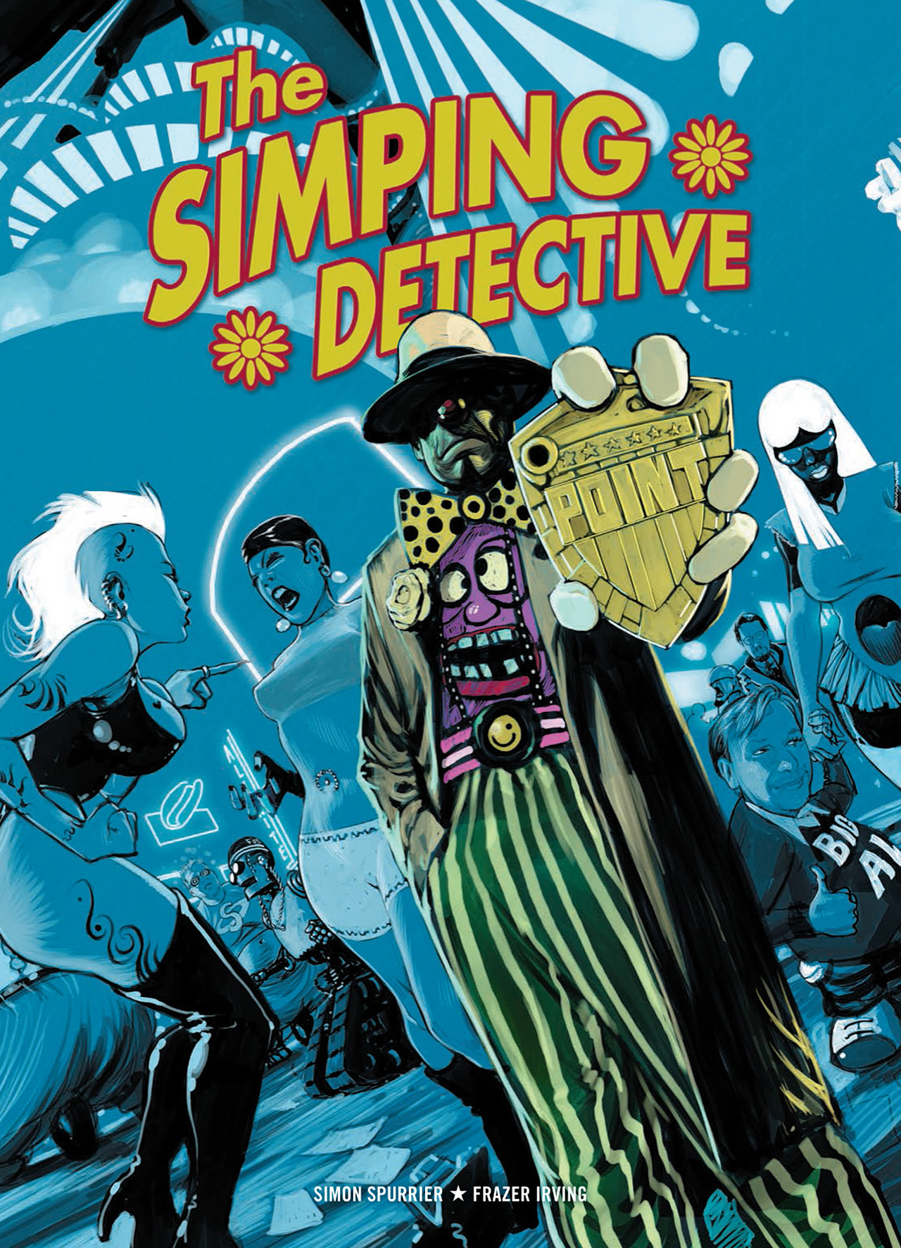 The Simping Detective TPB Page 1