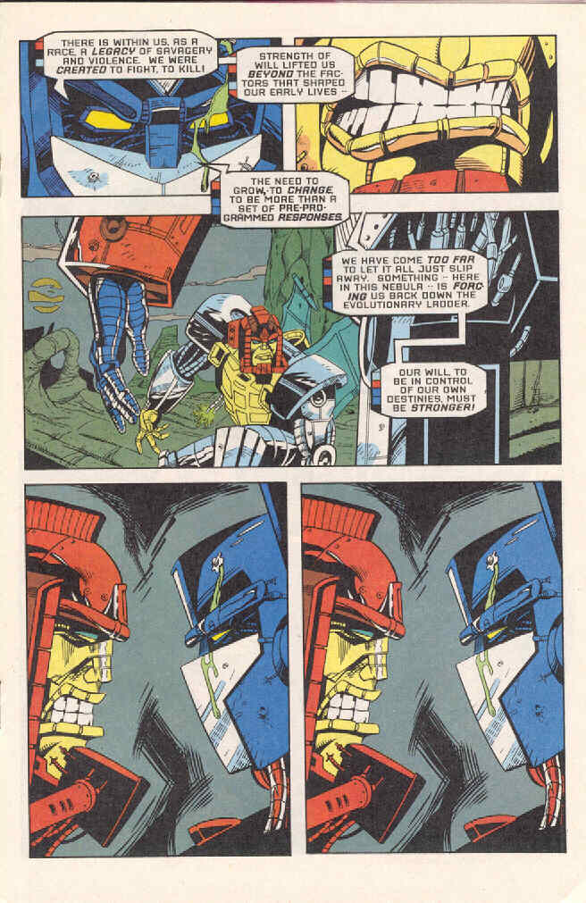 Read online Transformers: Generation 2 comic -  Issue #3 - 15