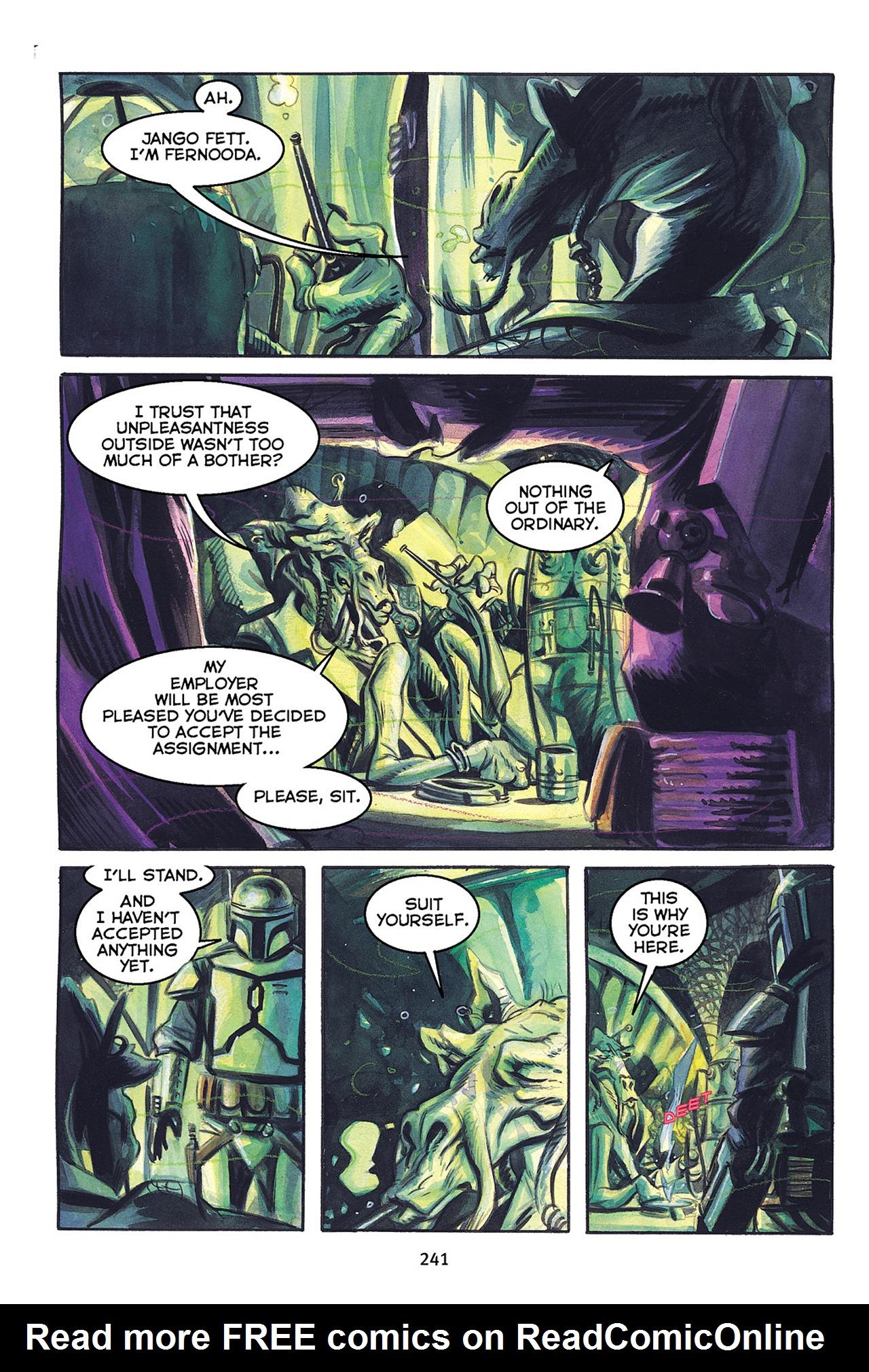 Read online Star Wars Omnibus comic -  Issue # Vol. 10 - 239