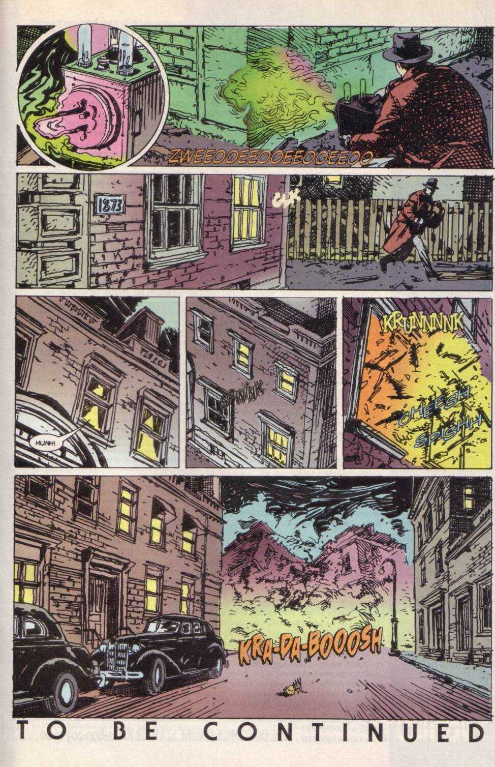 Sandman Mystery Theatre issue 39 - Page 23