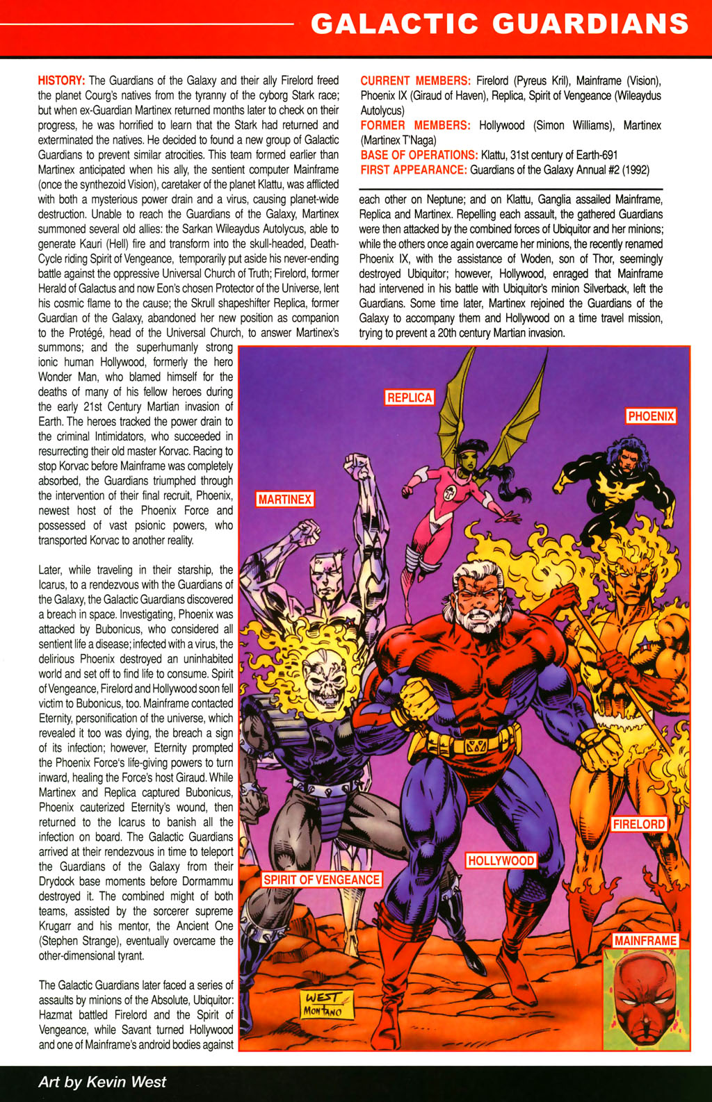 Read online All-New Official Handbook of the Marvel Universe A to Z comic -  Issue #4 - 51