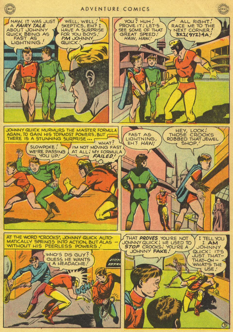 Read online Adventure Comics (1938) comic -  Issue #134 - 43