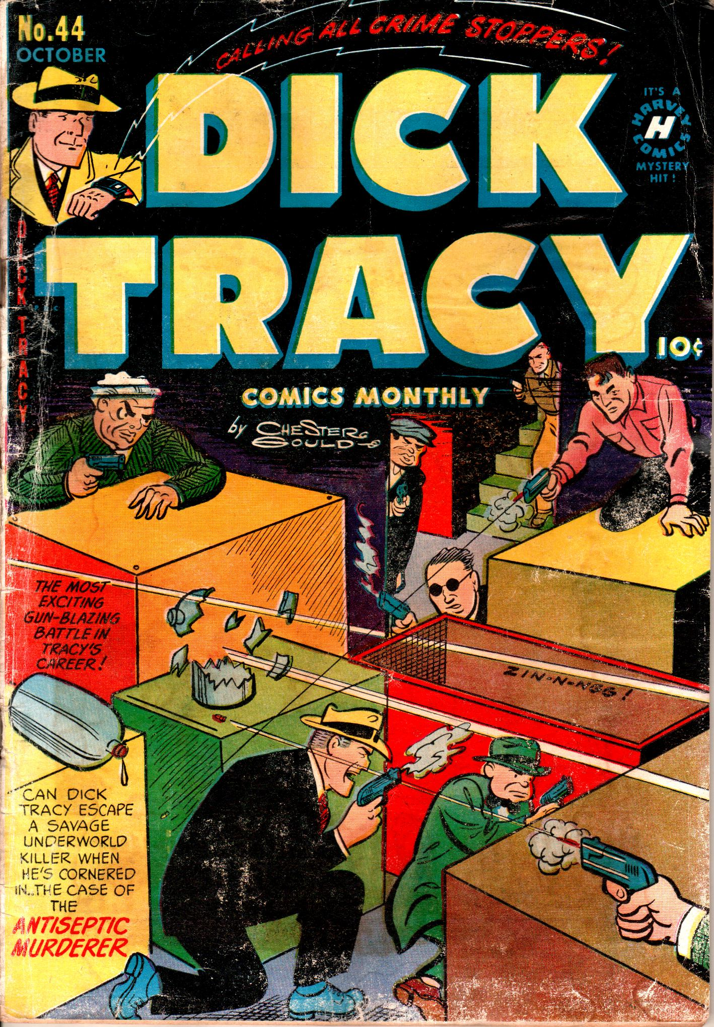 Dick Tracy (1950) 44 Page 1