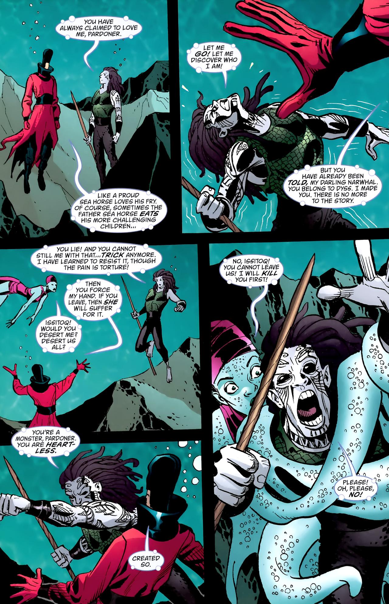 Read online Aquaman: Sword of Atlantis comic -  Issue #55 - 12