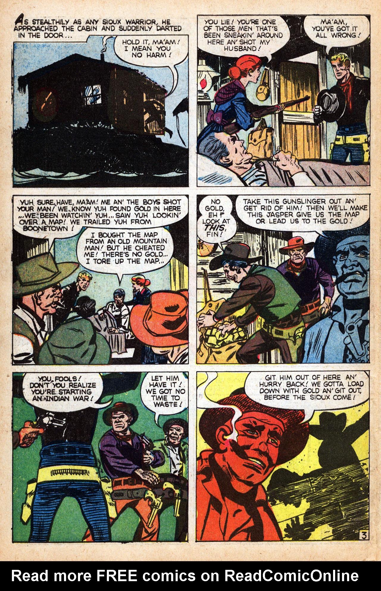 Read online Two-Gun Kid comic -  Issue #39 - 29
