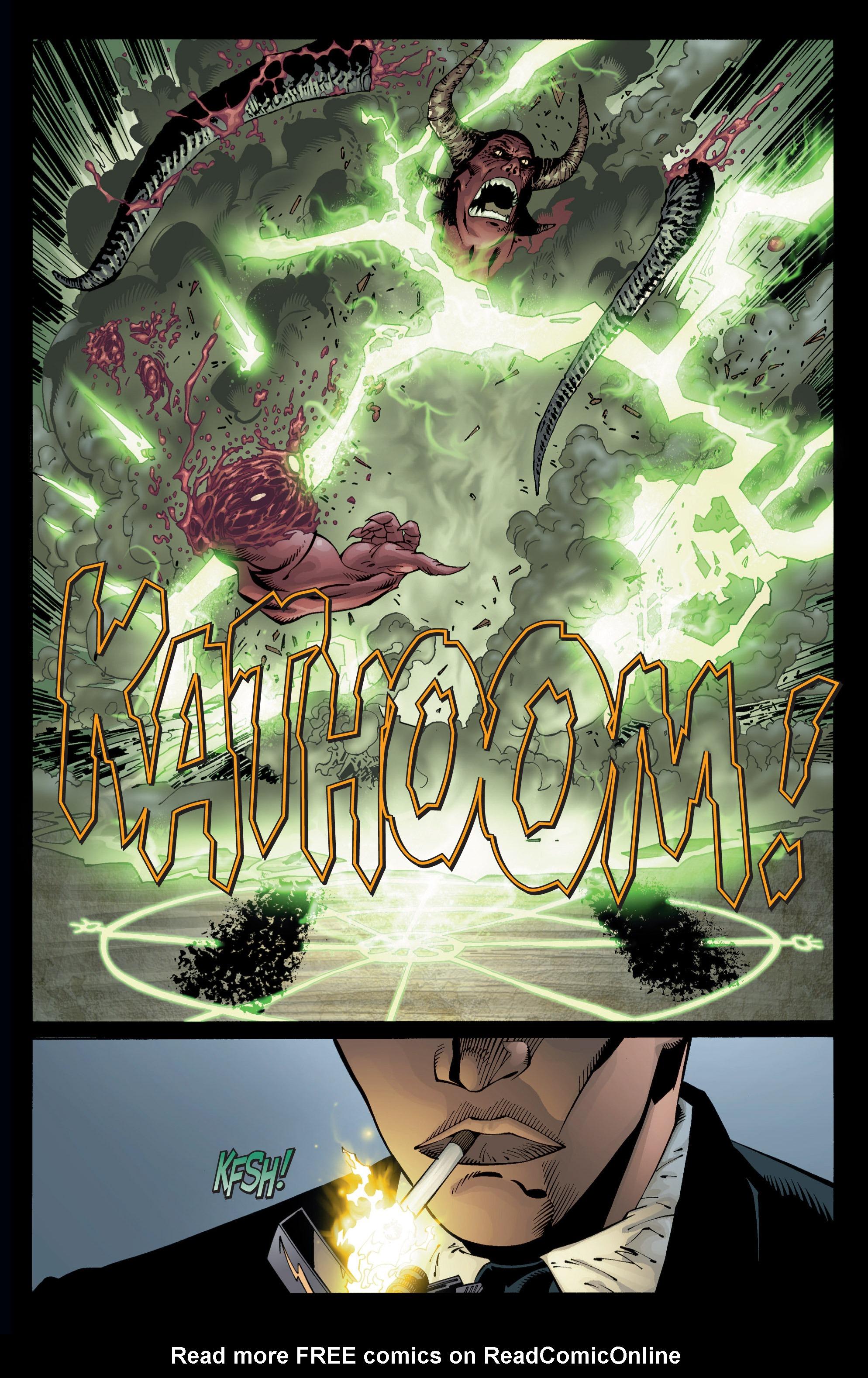 Read online Shadowman (1999) comic -  Issue #1 - 13