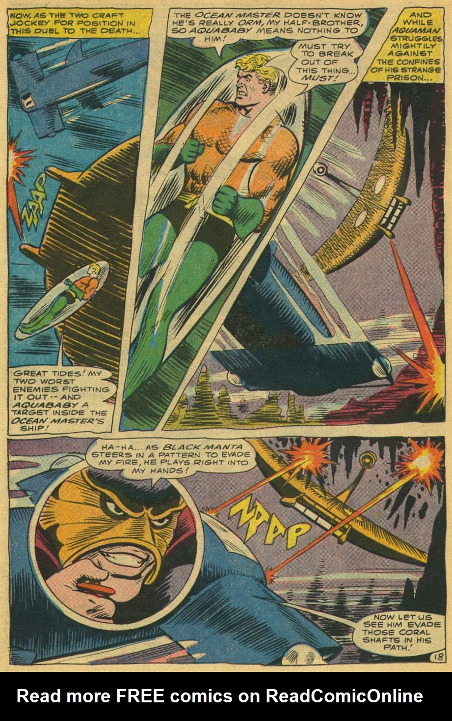 Read online Aquaman (1962) comic -  Issue #35 - 26