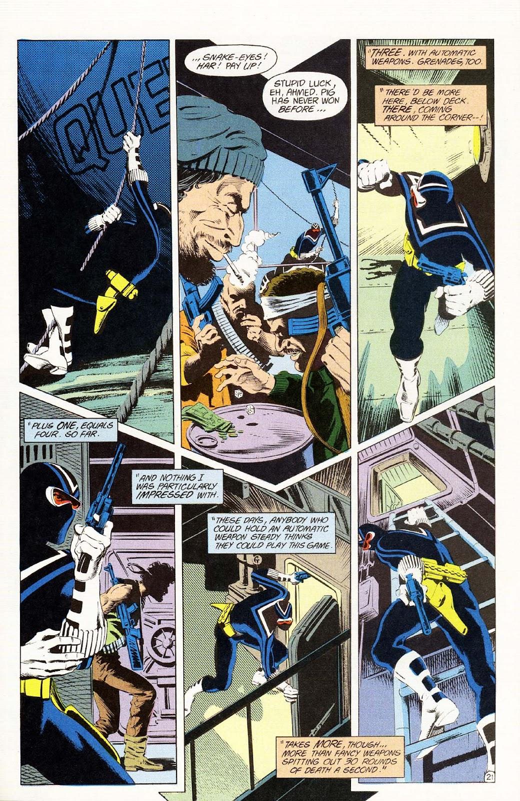 Vigilante (1983) issue 37 - Page 23