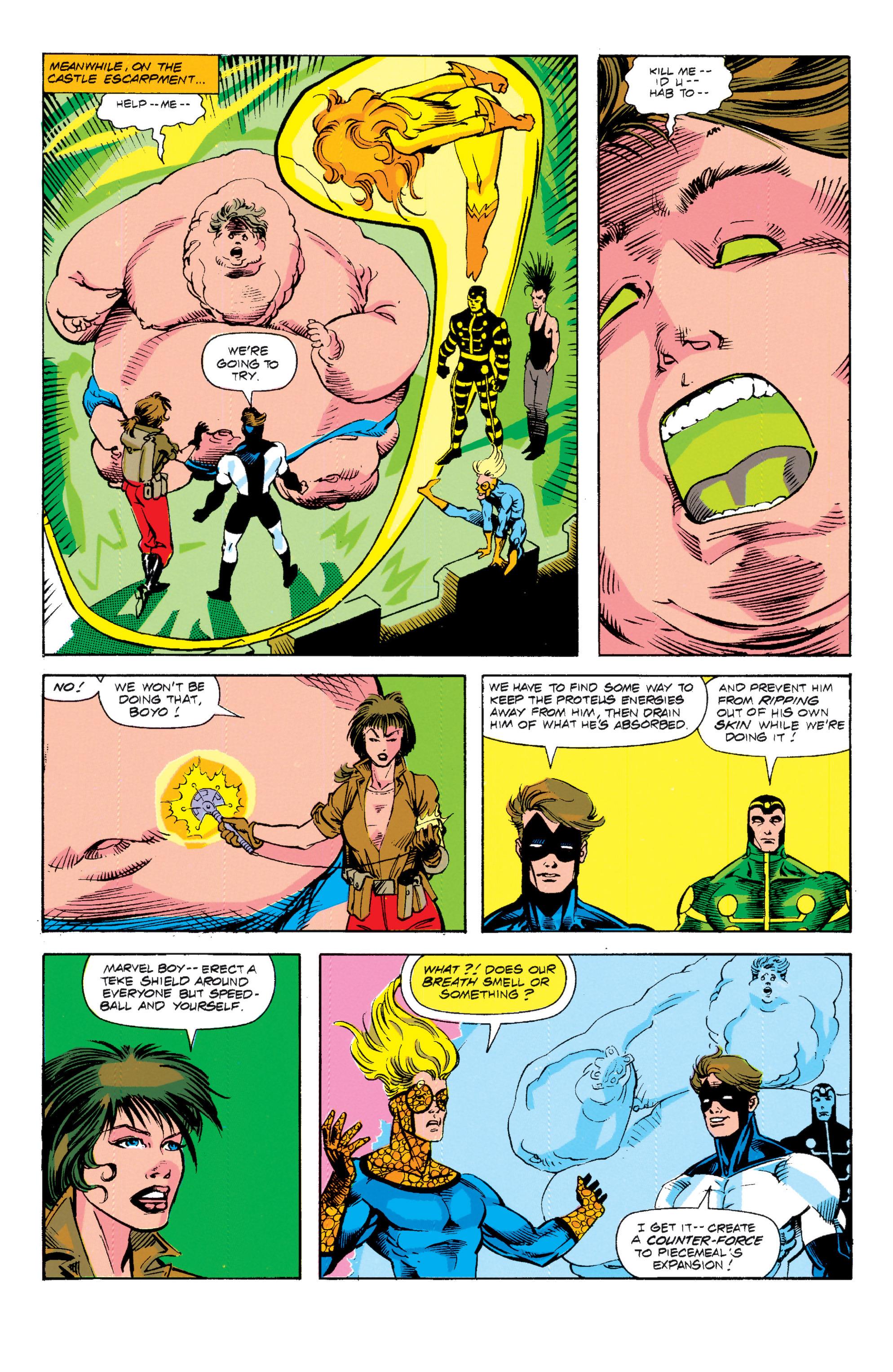 Read online Uncanny X-Men (1963) comic -  Issue # _Annual 15 - 24