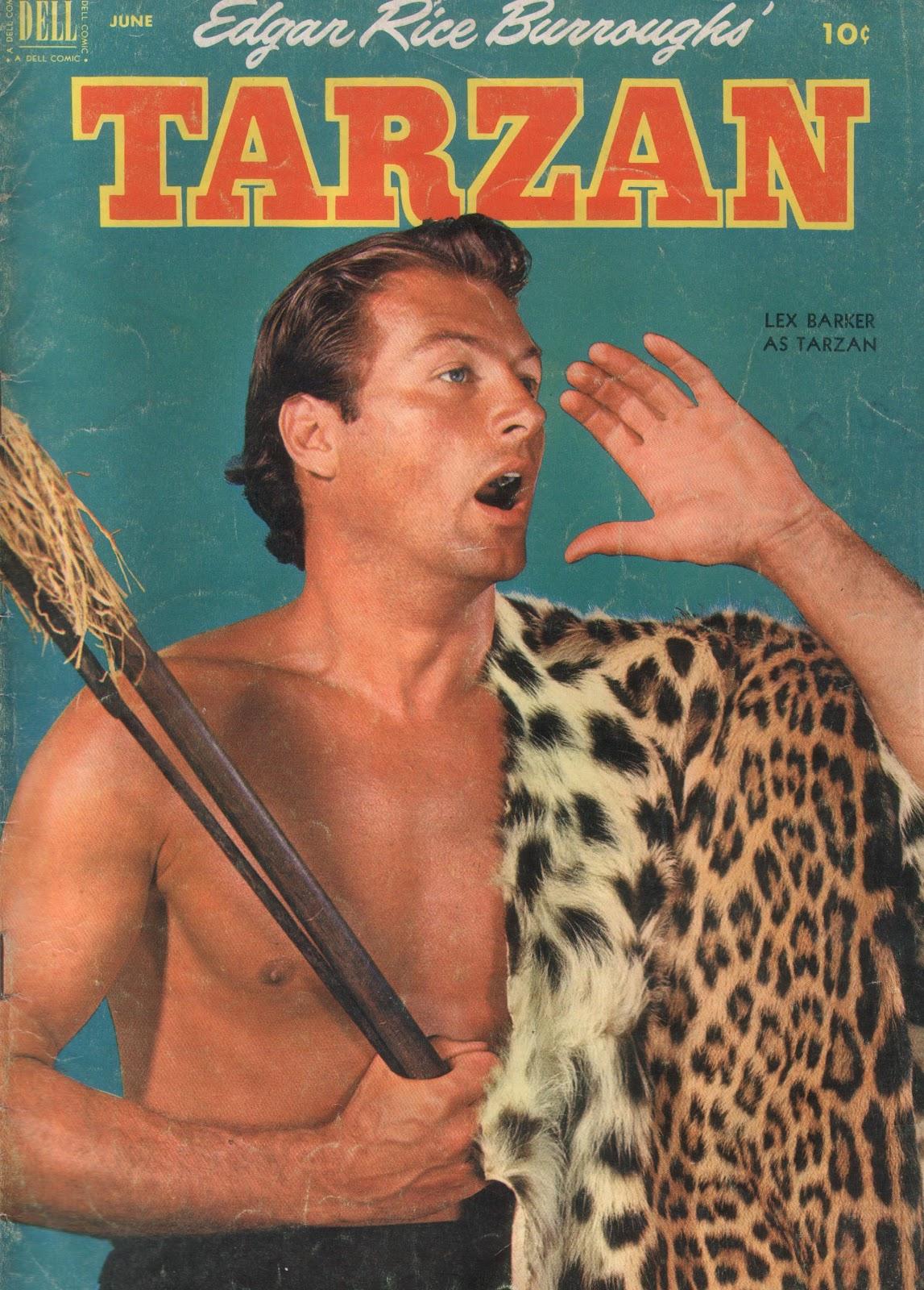 Tarzan (1948) issue 33 - Page 1